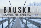 Discover Bauska during winter!