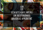 Cafes and Restaurants around Bauska