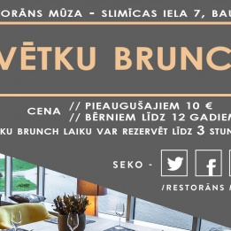 4.maija brunch
